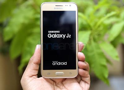 Harga Terbaru dan Spesifikasi Samsung Galaxy J2, Ponsel Layar Super AMOLED