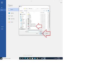 Convert PDF Files Into Word Document