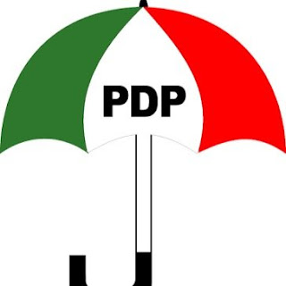 PDP Step Down its Presidential Maga Rally in Abuja.