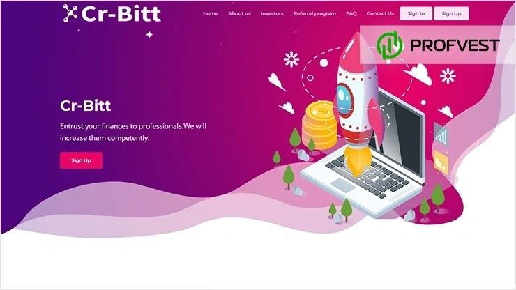 Cr-Bitt обзор и отзывы HYIP-проекта