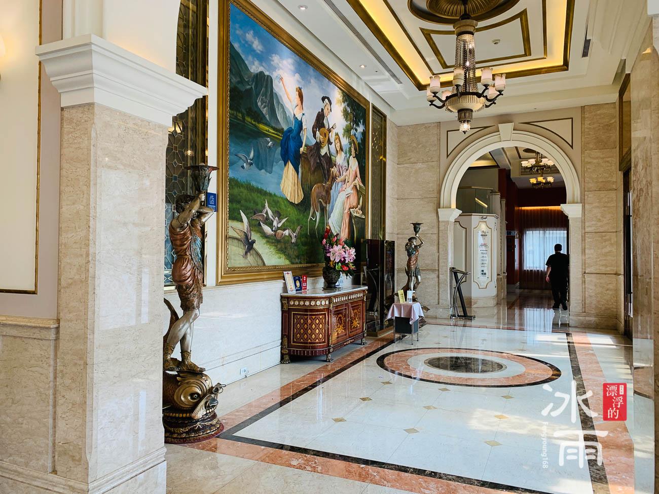 首都大飯店|玄關入口