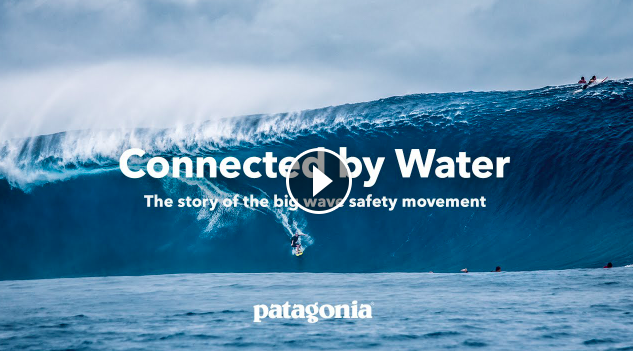 Connected by Water The Story Behind the Big Wave Safety Movement