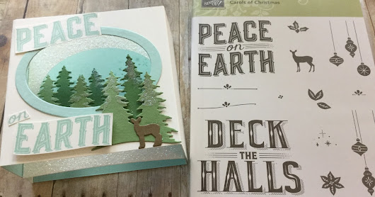 Hearts Come Home with Stampin' Up! This Christmas