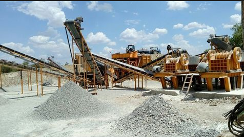crusher, stone crusher, batching plant, jalan, split, jaw,