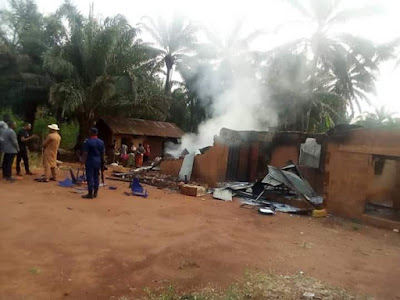 VIDEO: Vigilante Group Tortures 17-year-old Boy To Death For Stealing Goods Worth N200,000