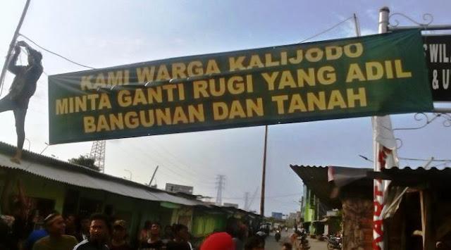 Urat Malu Sudah Putus, PSK Kalijodo Ancam Demo
