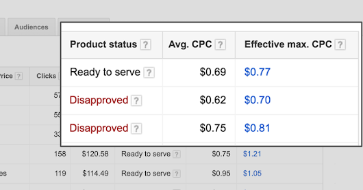 Inside AdWords: No products left out with new Shopping product insights
