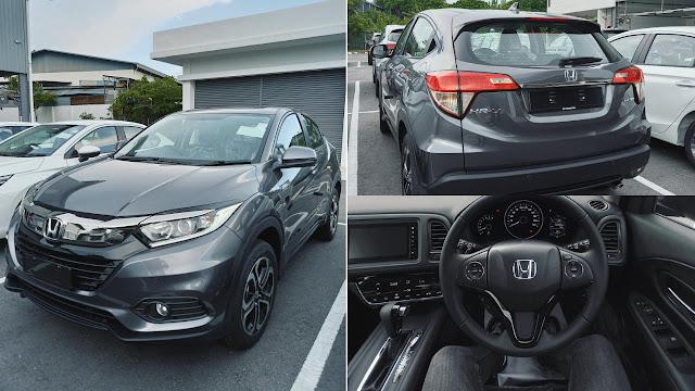 Honda HRV E Spec