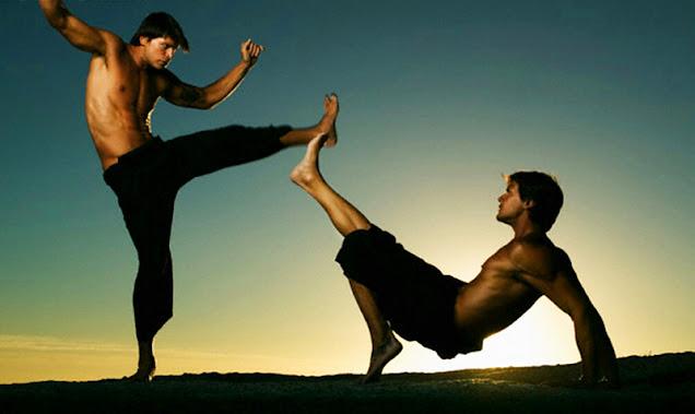 Martial Arts was originated in India