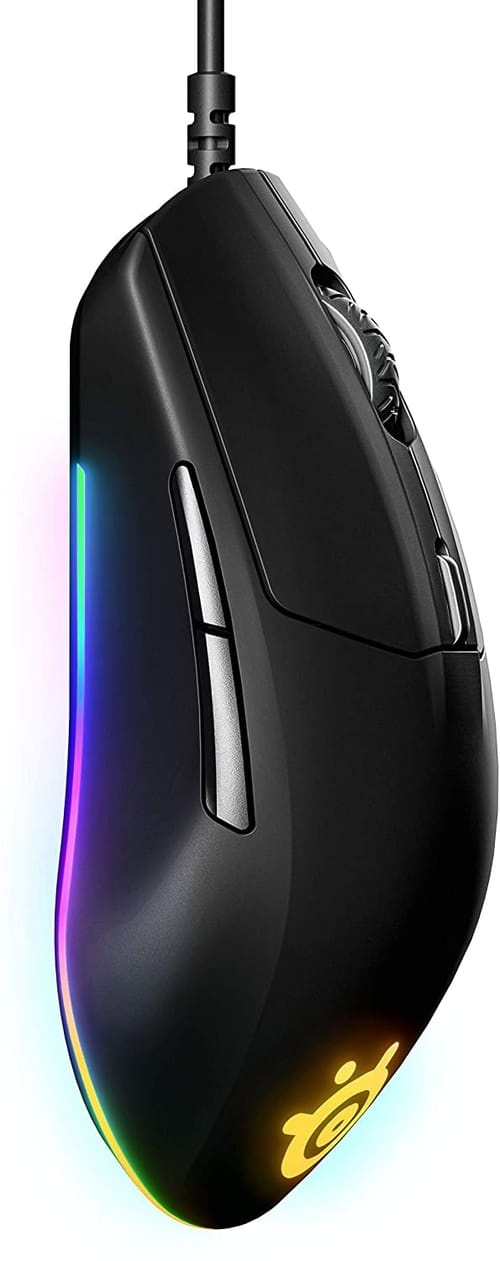 Review SteelSeries Rival 3 Gaming Mouse