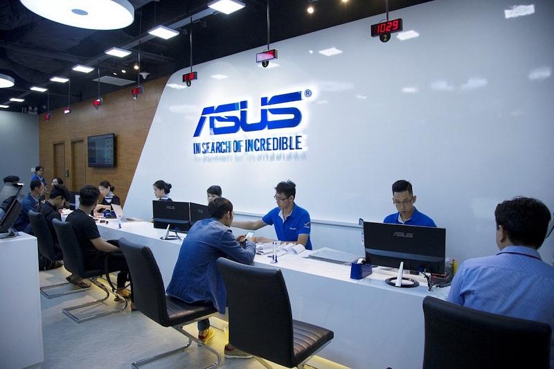 Trải nghiệm bảo hành laptop tại trung tâm bảo hành ASUS