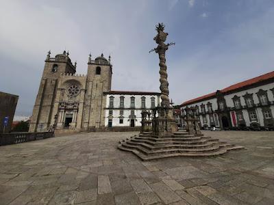 Catedral do Porto e Terreiro da Sé