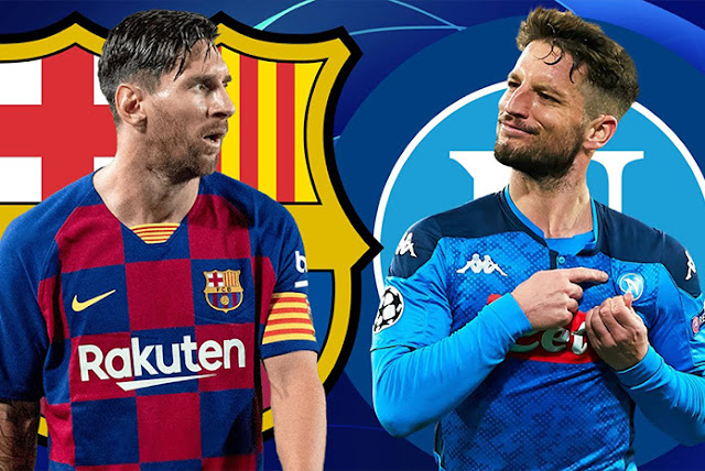 Barcelona Vs Napoli Live Stream TV Channel Start Time