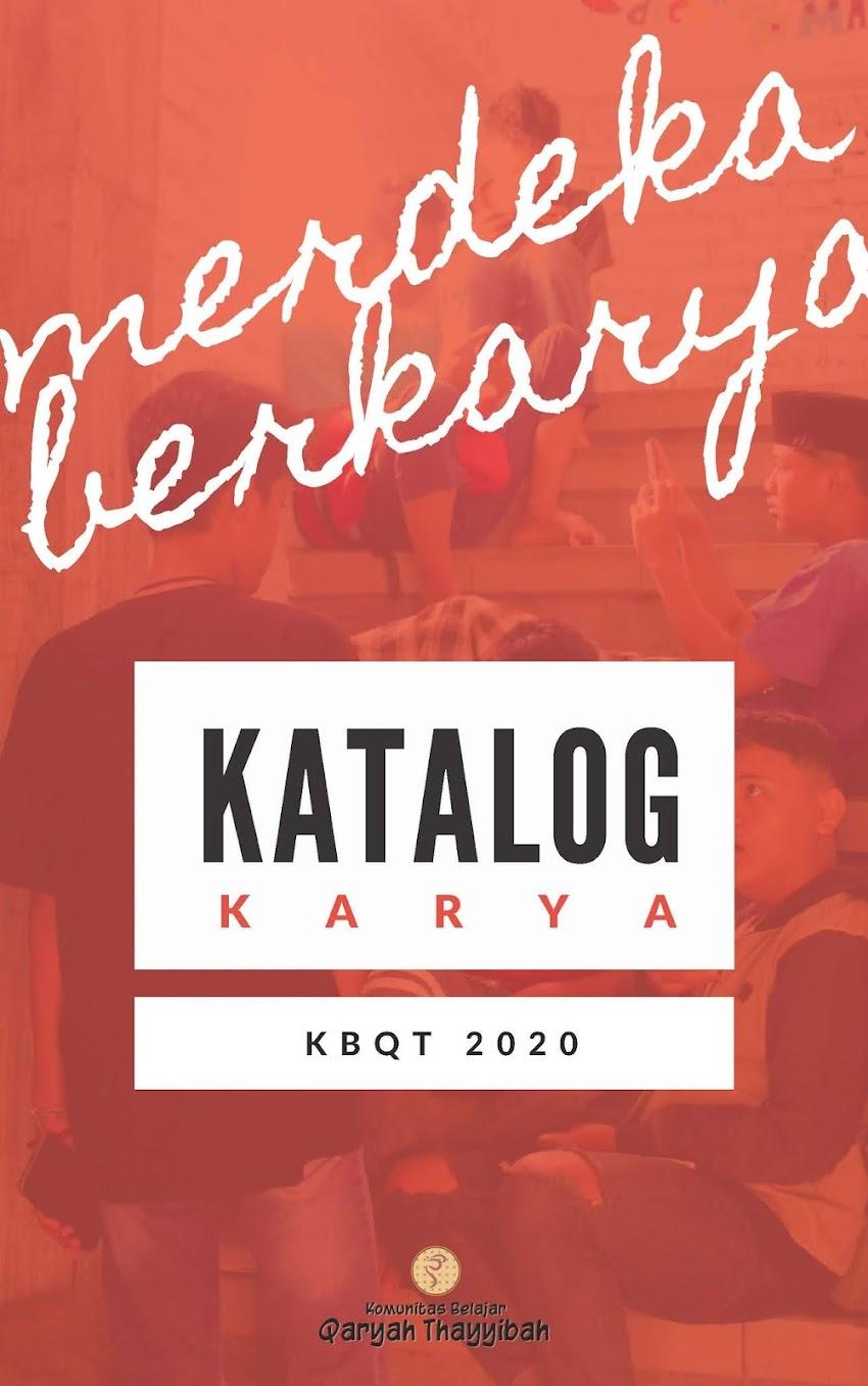 Katalog Karya KBQT 2020
