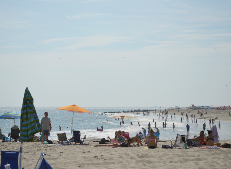 Beach Day at Cape May, NJ | Organized Mess