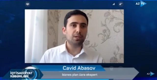 Kiçik və orta sahibakarlığın inkişafı üçün atılması gərəkən addımlar - Cavid Abasov (AzTV)