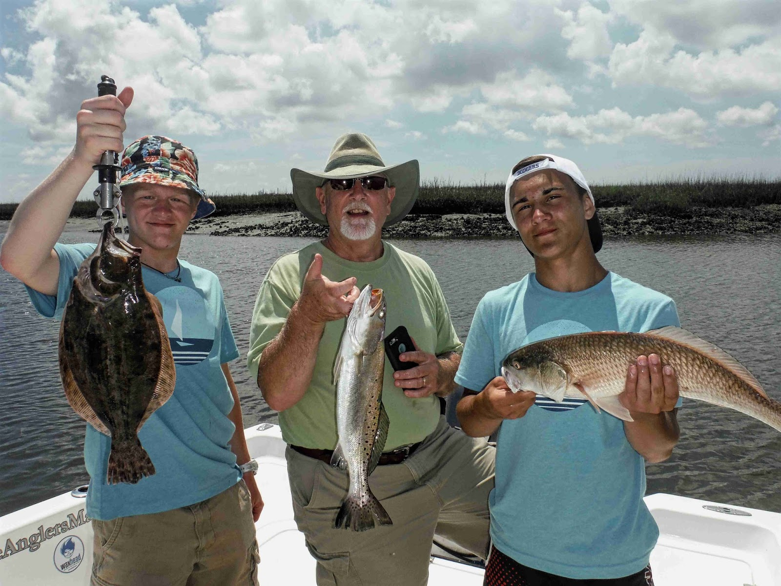 Amelia island fishing reports jolley good fishing at for Florida fishing reports
