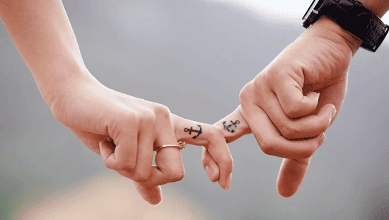 sebuah ikatan pasangan dan cinta mudah ditemukan jika mempunyai informasi
