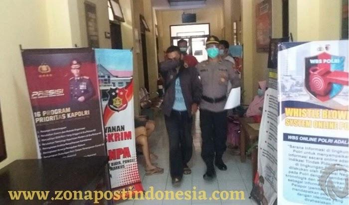Lantaran Kepergok Mencuri, Pria Berinisial MFF Menjadi Bulan-Bulanan Kemarahan Puluhan Warga Desa Kecamatan Mangaran, Kabupaten Situbondo
