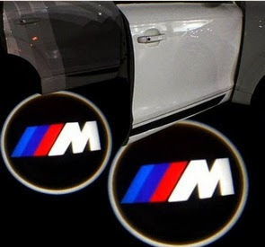 Jual 3D Door LED Light ///M