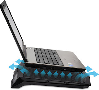 Buy a Cooling Pad or Fan for Your Laptop