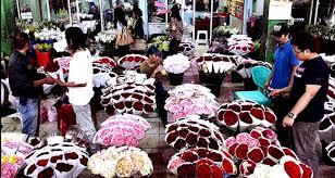 Pasar Bunga Rawabelong