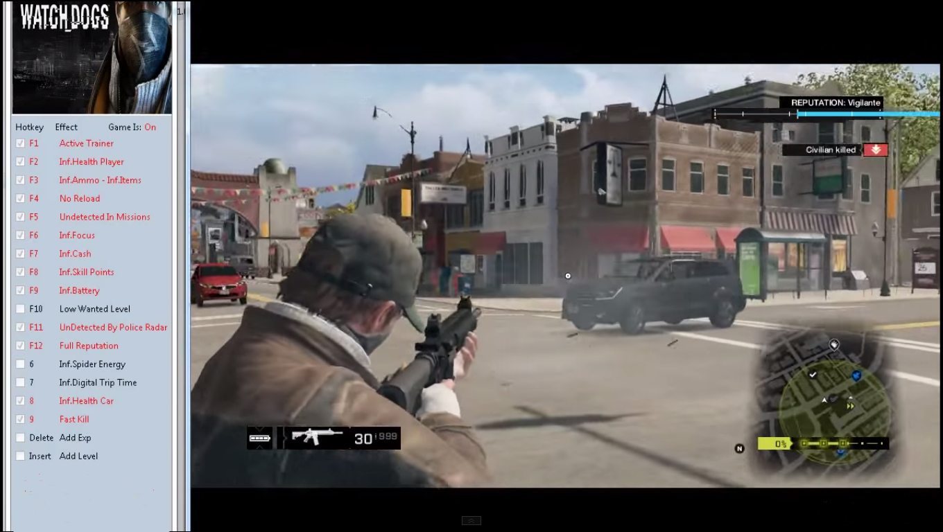 Watch Dogs Ultimate Mod Tool [Xbox 360 and PS3] | Watch Dogs