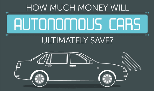 Image: How Much Money Will Autonomous Cars Ultimately Save?