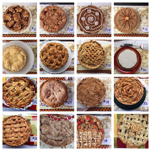 Collingswood Farmers' Market Apple Pie Contest 2018