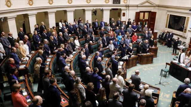 Parlamento belga pide sanciones a Israel si se anexiona Cisjordania