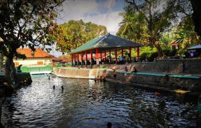 Wisata air di klaten - Umbul Gedaren