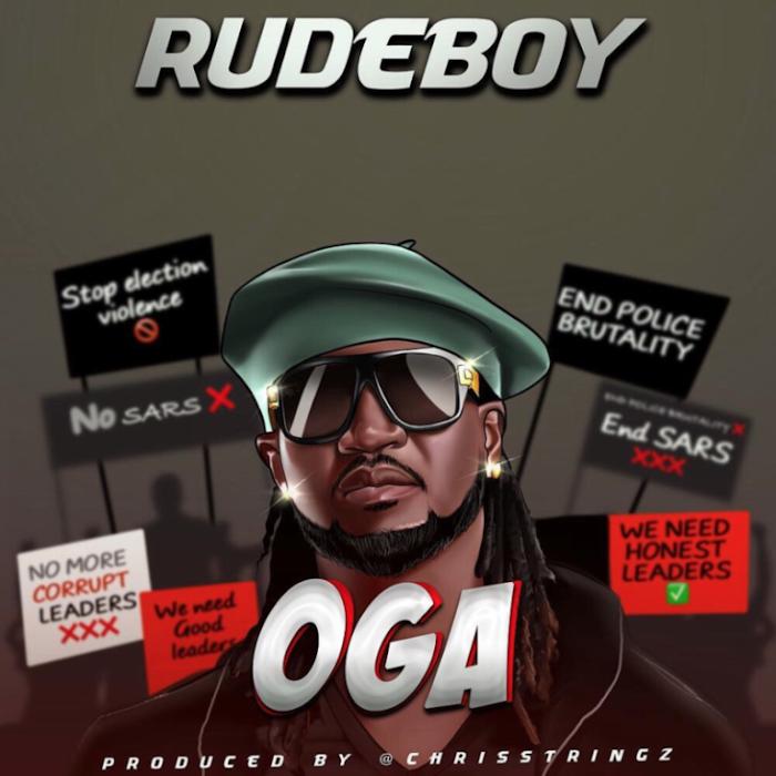 "Rudeboy – ""Oga"" (Prod. by Chrisstrings)"