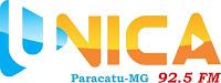 Rádio Única FM 92,5 de Paracatu MG