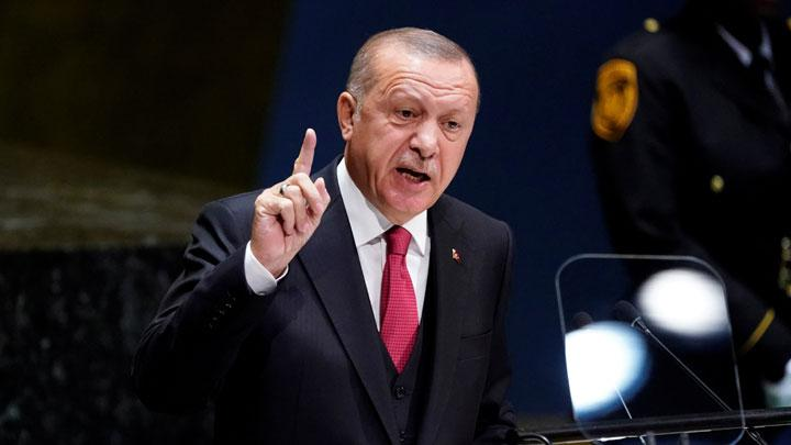 Erdogan Desak Umat Bersatu di Tengah Sentimen Anti-Muslim