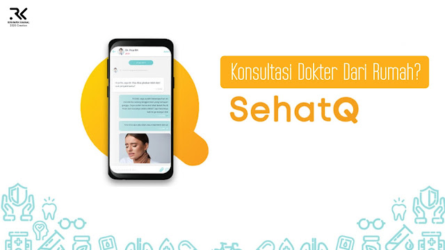 Mudahnya konsultasi kesehatan di SehatQ.com