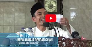 "Inilah Syiah Sesiungguhnya, ""Ngeri"" | Ust. Abdul Somad, Lc"