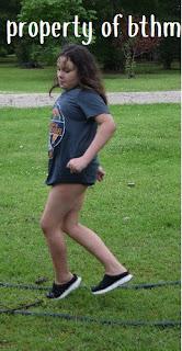 yard dancing 2