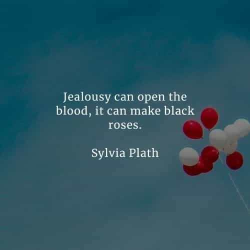Jealousy quotes that'll help avoid such negative emotion