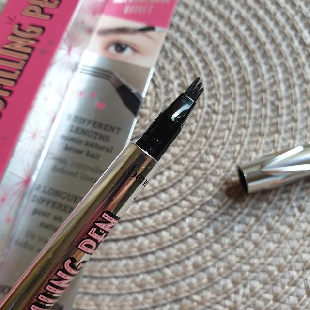 come si presenta la brow microfilling pen