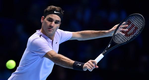 Roger Federer lost to David Goffin