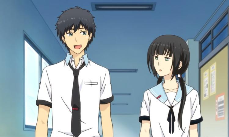 Ulasan Anime: ReLIFE