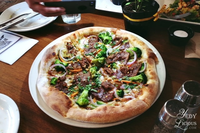 California Pizza Kitchen Philippines Locations