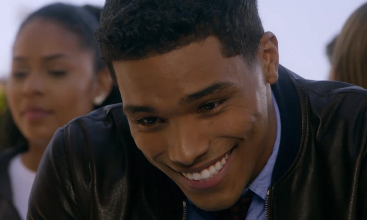 Fotografía de Rome Flynn en el último episodio de la cuarta temporada de 'How to Get Away with Murder'