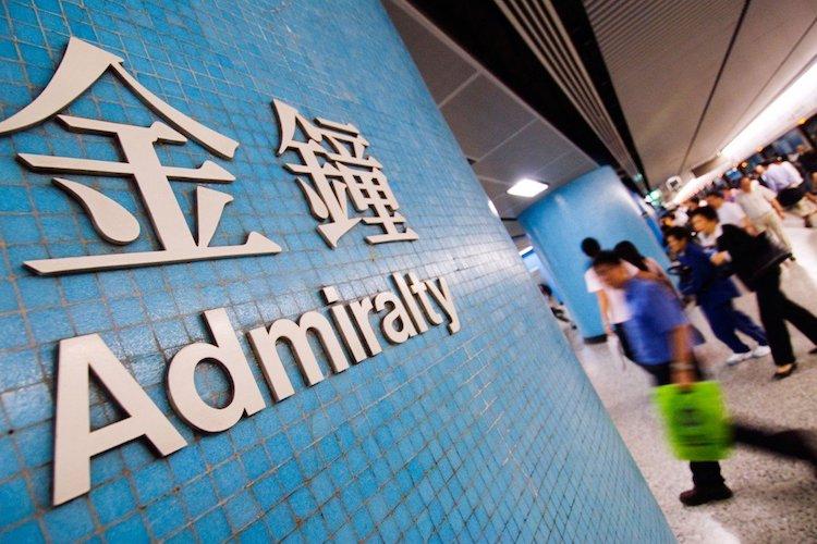 RUU Ekstradisi Hong Kong: Stasiun MTR Admiralty dan Wan Chai Akan Segera di Tutup