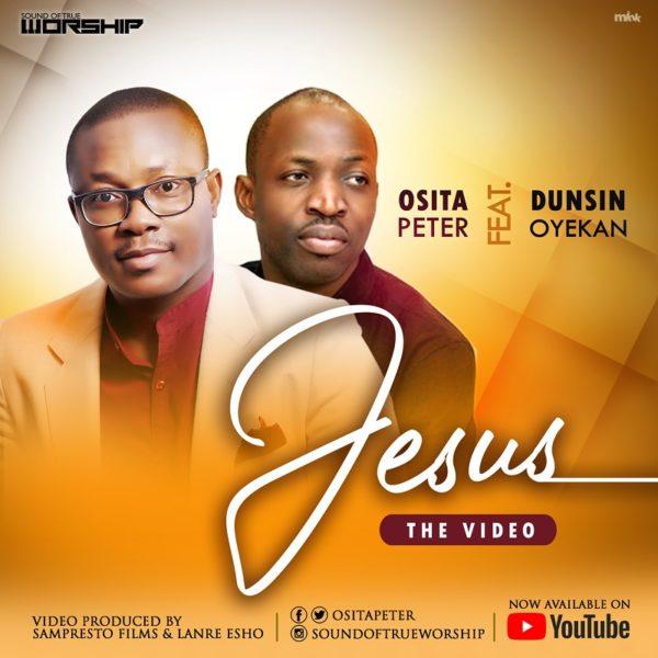 Osita Peter - Jesus (Live) Lyrics & Mp3 Download