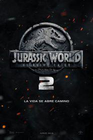 Jurassic World 2 (El reino caído) (2018) Online latino hd
