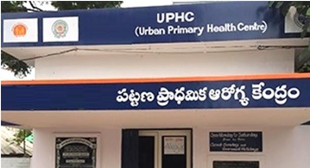 Urban Primary Health  Center Akividu municipality