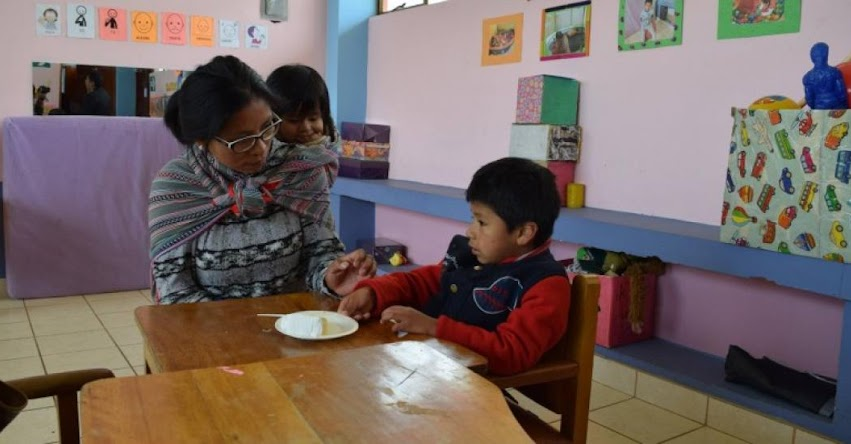 Docentes de la DRE Junín identificarán a estudiantes con trastorno de espectro de autismo