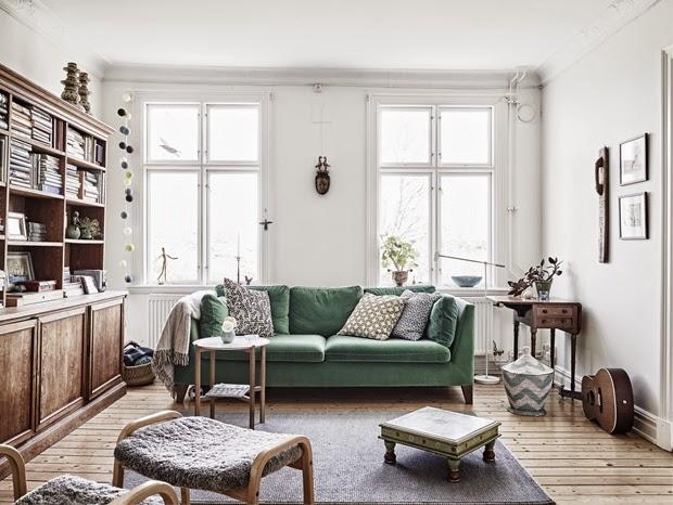 Ã¥pent hus: stue inspo / living room variations