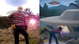 UFO case Falcon Lake